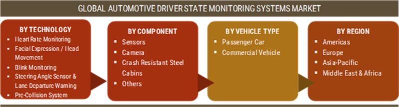 Automotive Driver State Monitoring Systems Market