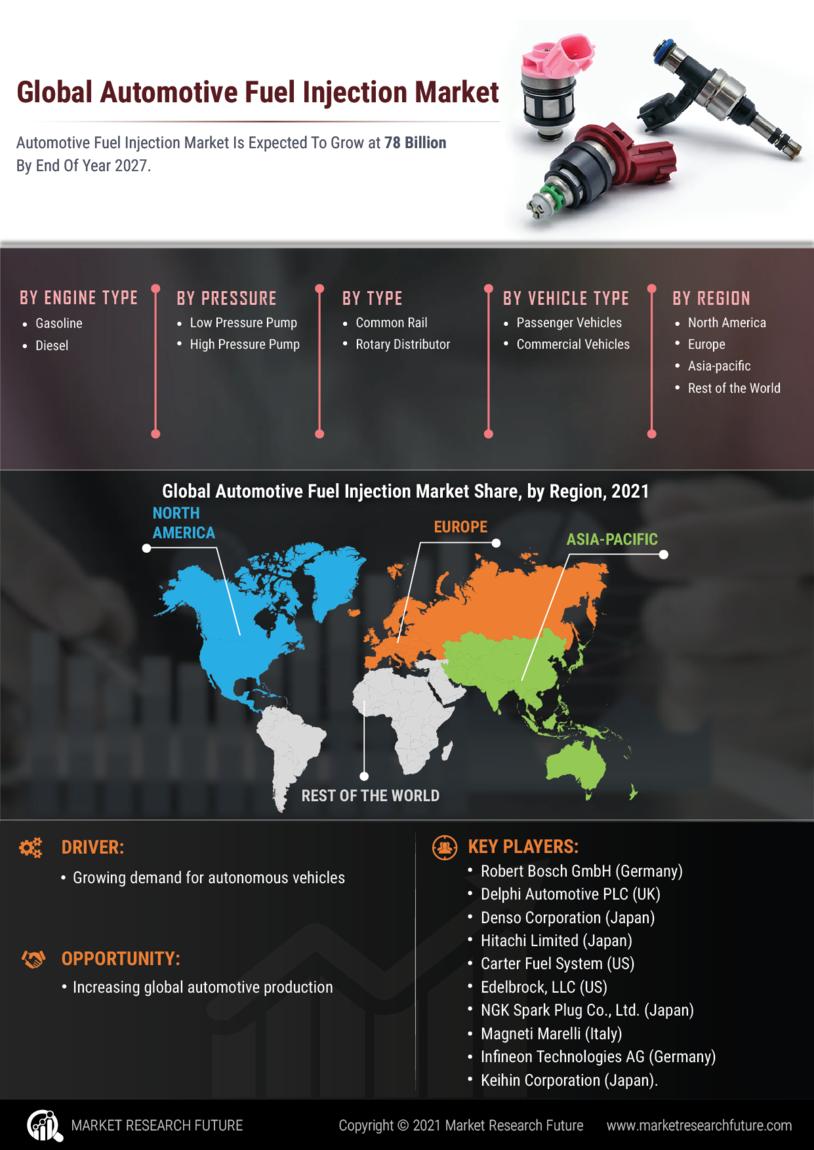 Automotive Fuel Injection Market