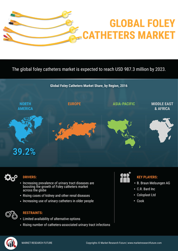 image -Foley Catheters Market Research Report- Global Forecast till 2027