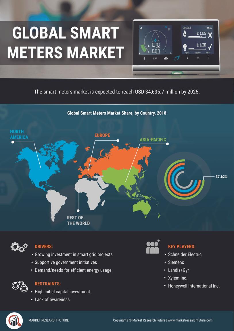 Smart Meters Market