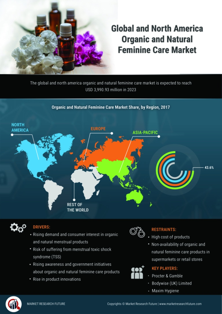 image -Global and North America Organic and Natural Feminine Care Market Research Report – Forecast till 2023