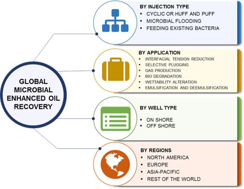 Microbial Enhanced Oil Recovery Market Segmentation