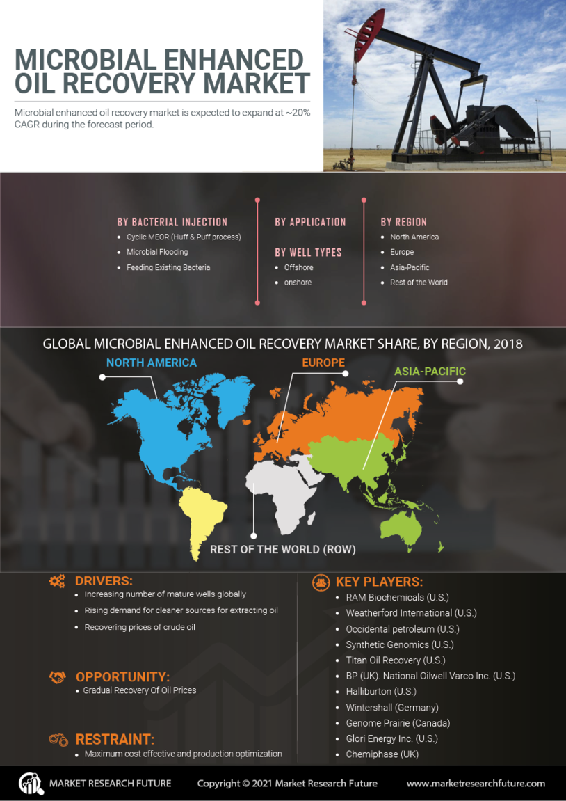 Microbial Enhanced Oil Recovery Market