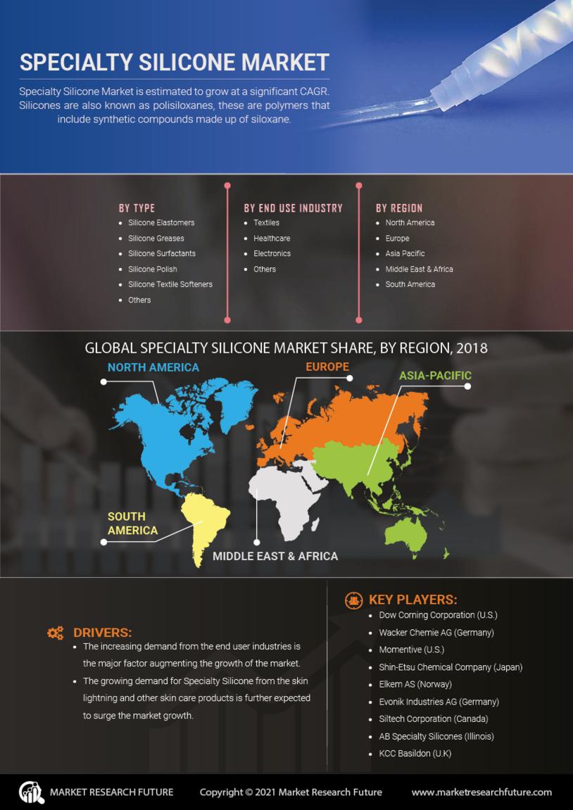 Specialty Silicone Market
