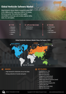 Info index view global herbicide safeners market information by segmentation  growth drivers and regional analysis