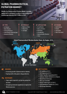 Info index view global pharmaceutical filtration market 01