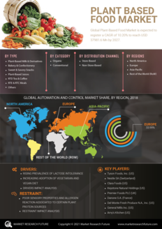 Info index view plant based food market 01