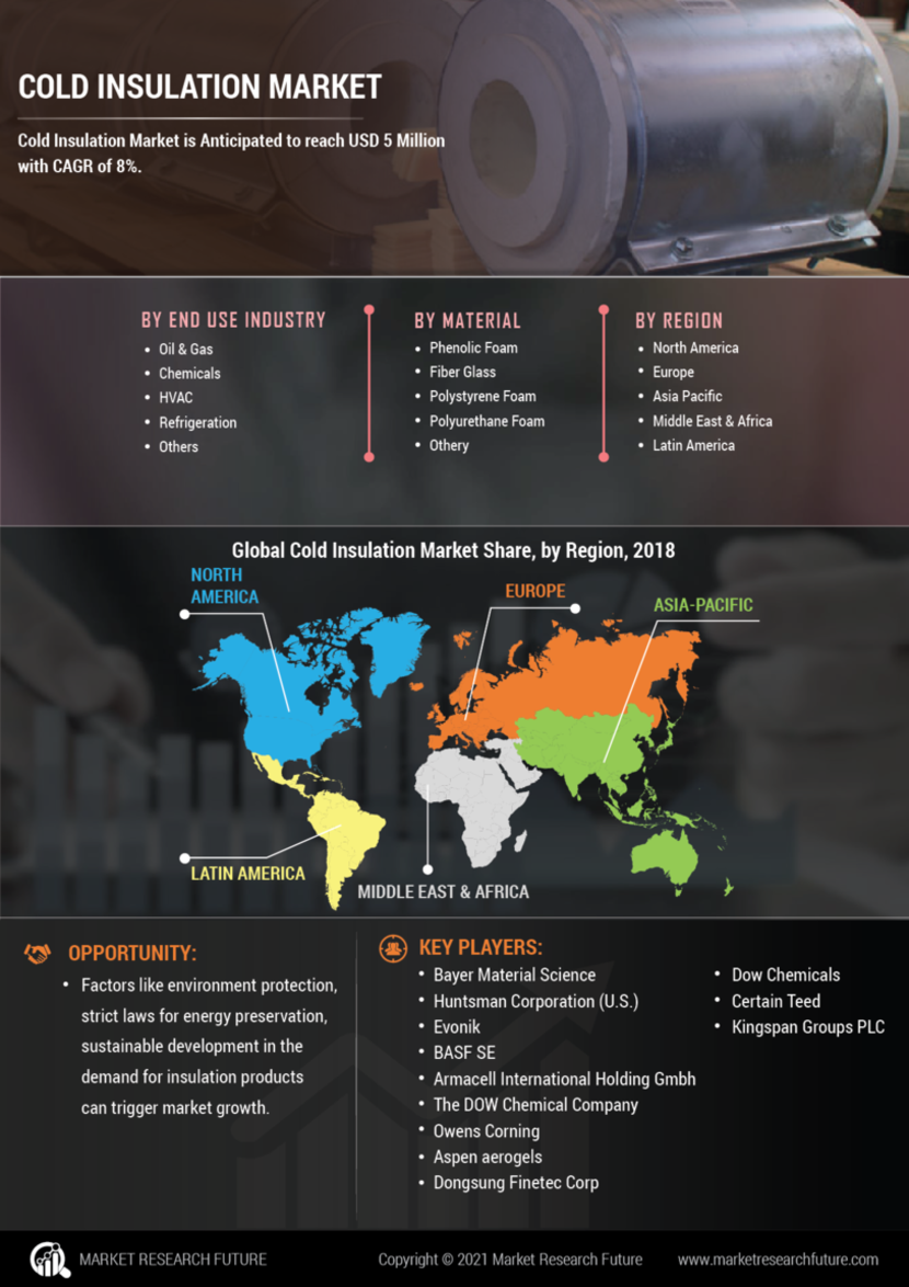 Global Cold Insulation Market