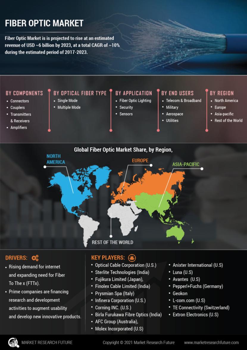 Fiber Optic Market
