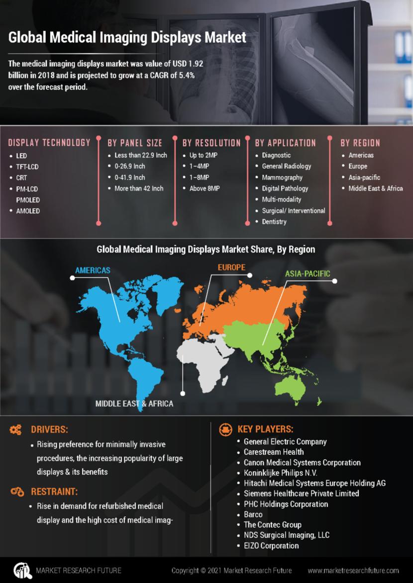 Medical Imaging Displays Market