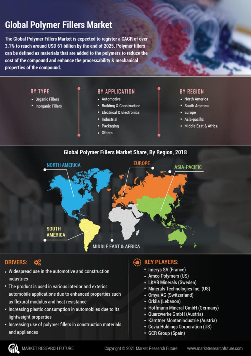 Polymer Filler Market