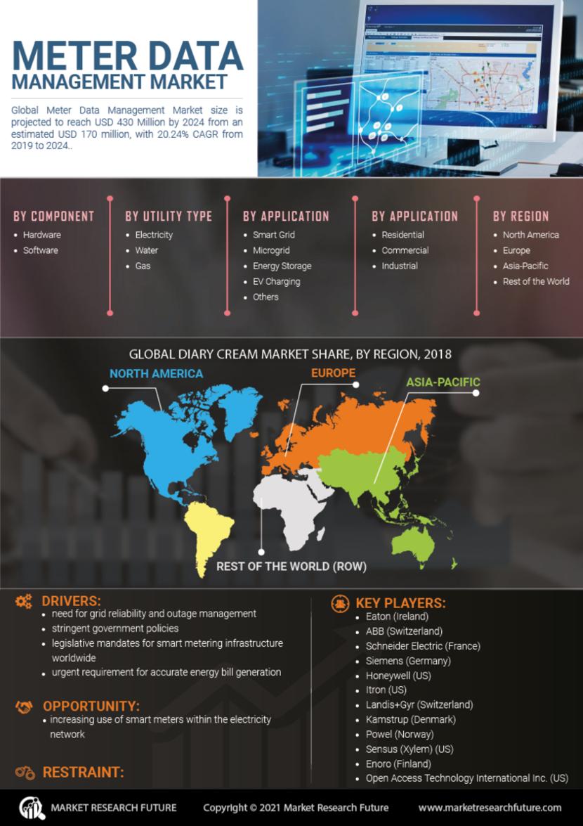 Meter Data Management Market