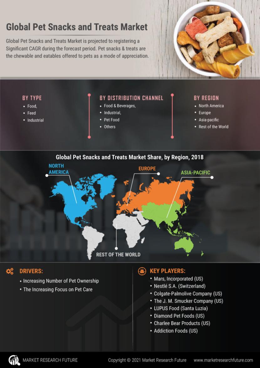 Pet Snacks & Treats Market