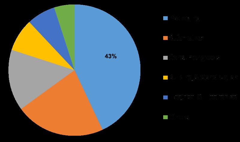 plastic additives market share